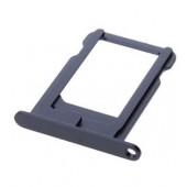 SIM Card Tray Spacegrijs voor iPhone 5S