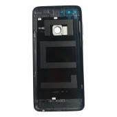 Huawei P Smart Achterkant Back Cover Zwart