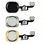 Home Button en Flex Assembly Goud voor iPhone 5S en SE