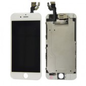 Voorkant OEM incl Smallparts Wit voor iPhone 6 4.7inch