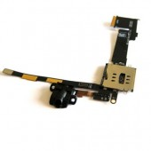 Headphone Jack SIM Card Slot voor iPad 2 3G