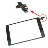 Compatible Voorkant Digitizer Compleet Zwart voor iPad Mini