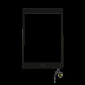 Voorkant Digitizer Compleet Zwart voor iPad Mini 3