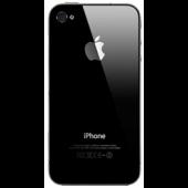 Back Assembly Zwart Origineel voor iPhone 4