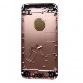 Behuizing Rosegoud voor iPhone 6S