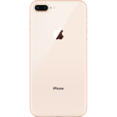 iPhone 8 Plus Goude achterkant