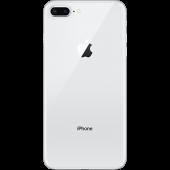 iPhone 8 Plus zilvere Achterkant