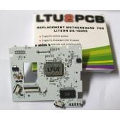 LTU2 PCB voor LiteOn DG-16D4S DG-16D5S Xbox 360 Slim