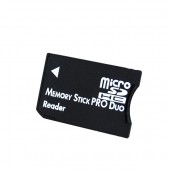 MSPD Adapter MicroSD naar Memory Stick Pro Duo