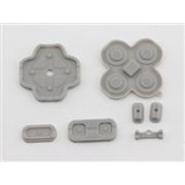 New 3DS XL Buttons Rubber Set 7-delig