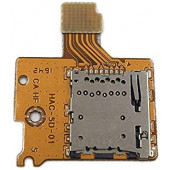 Nintendo Switch MicroSD Card Slot Socket Reader Board