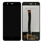 Huawei P10 Plus Scherm Voorkant Display met Frame Zwart