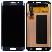 Samsung Galaxy S6 Edge scherm zwart
