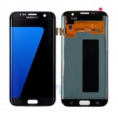 Samsung Galaxy S7 Edge scherm zwart