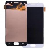 Samsung Galaxy A3 2016 Scherm Voorkant Display Origineel Wit