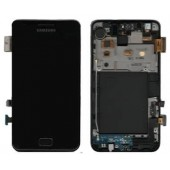 Voorkant incl Frame voor Samsung Galaxy S2 i9100