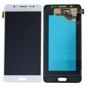 Samsung Galaxy J5 2016 Scherm Voorkant Display Origineel Wit