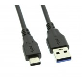USB-A Naar USB-C Kabel 1.5m