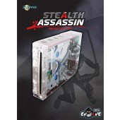 Talismoon Evolve Stealth Assassin Behuizing voor Wii
