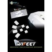 Talismoon Replacement Feet voor Wii