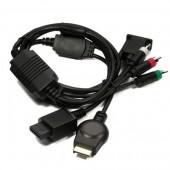 VGA Kabel voor Wii en PS3