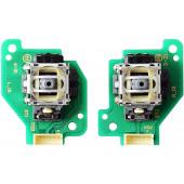 WiiU Gamepad 3D Analoge Joystick PCB set