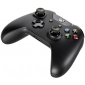 Microsoft Wireless Controller Zwart voor Xbox One