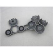 Xbox One S Wireless Controller Button Rubber
