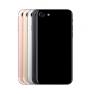 iPhone 7 Blanco Behuizing Zilver