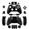 Xbox One Controller Behuizing zwart